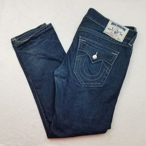 True Religion Skinny Jeans 36x32